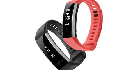 you can now sweat it out with huawei s band 2 pro in the