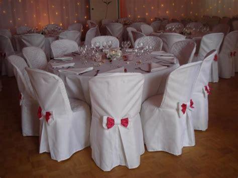 couvre chaise mariage couverture de chaise de mariage