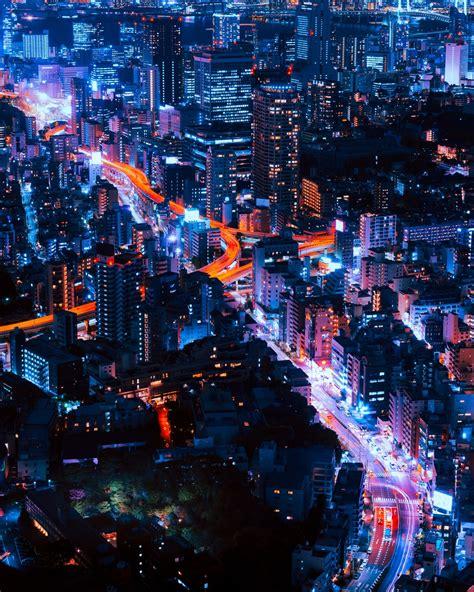 tokyo infinity photo  pawel nolbert athellocolor