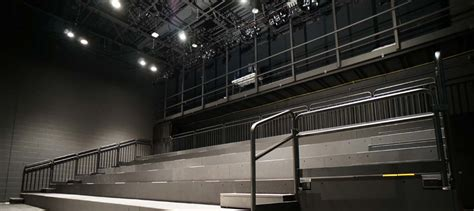 Black Box Theater Seating Systems Staging Concepts