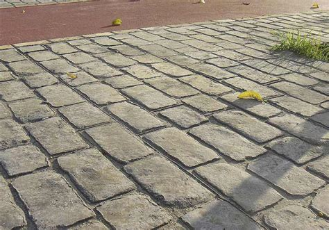 Pavimenti Esterni Cemento by Cemento Stato Per Pavimento Esterno Resistente