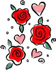 Public Domain Clip Art Rose
