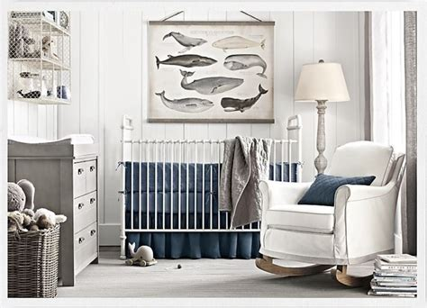 deco chambre marine 55 idées pour la décoration de la chambre bébé de vos rêves