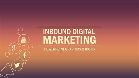 inbound marketing powerpoint template slidemodel