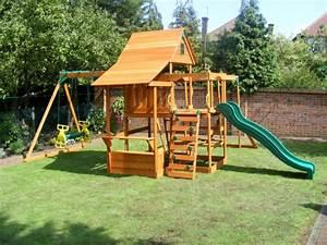 Speziell für Kinder: Klettergerüst im Garten! Archzine net