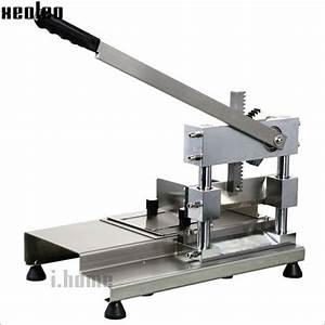 Xeoleo Manual Bone Guillotine Machine Meat Cutter Special