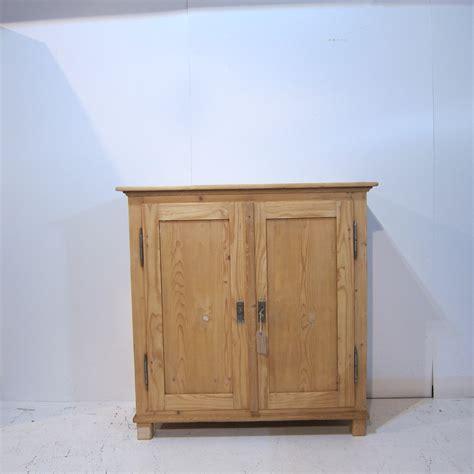 Cupboard Small by Small Pine Kitchen Storage Cupboard C 1910 La66190