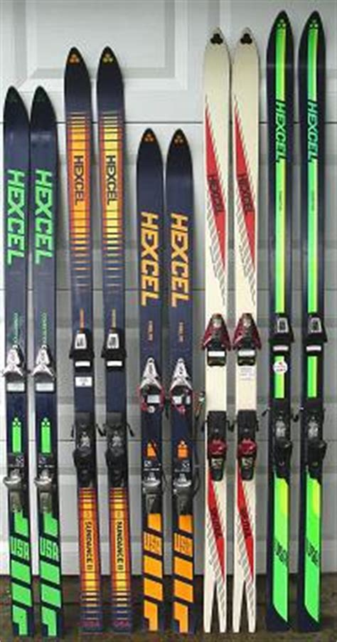 Hexcel Skis and Graves Skis   RetroSki