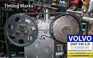 2005 Volvo S40 Timing Belt