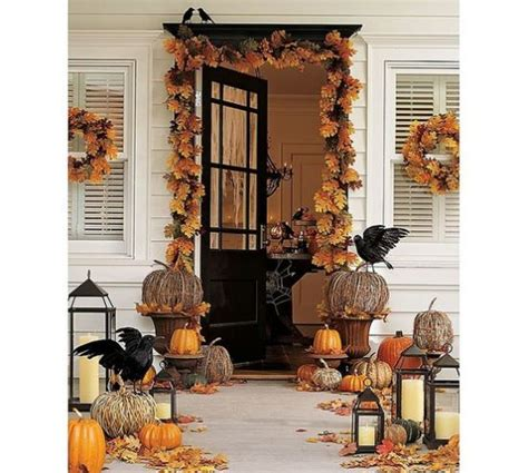 front porch decorating ideas for fall home ideas