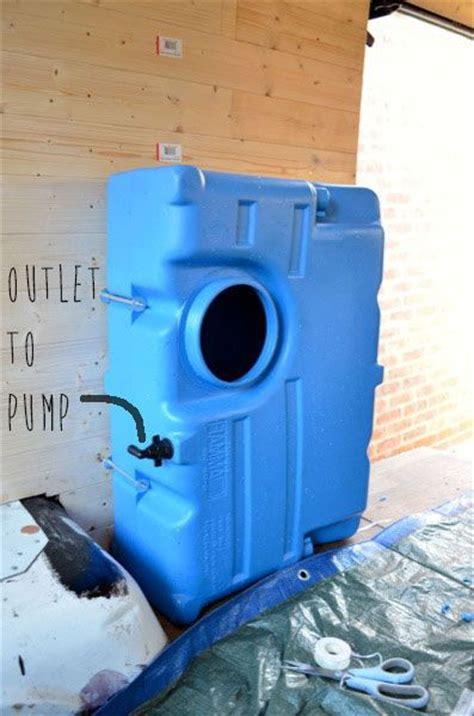 installing campervan water system camper van conversion