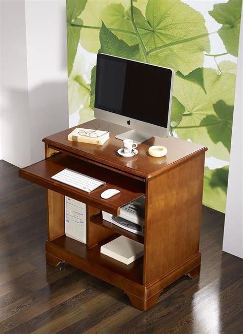 petit bureau informatique conforama petit bureau informatique en merisier de style louis