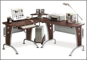 2 person l shaped computer desk two person computer desk benefit and configuration