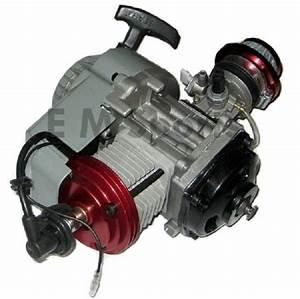 Performance Hp Engine Motor Parts For 47cc 49cc Mini