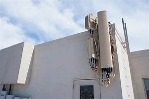 A Rare Look Inside An Lte Cell Site  Operated By Sprint In