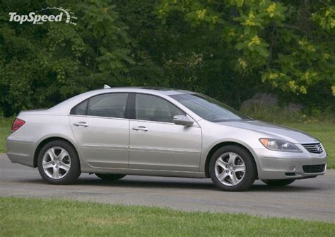 2006 Acura Rl Review by 2006 Acura Rl Picture 35776 Car Review Top Speed
