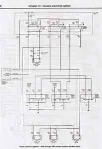 96 Windstar  Major Electrical Issue W   Rear Hatch Lock