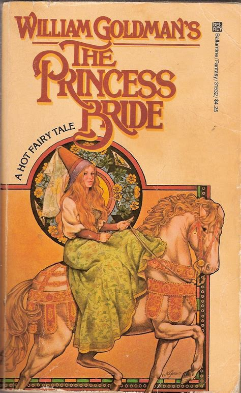 Paper And Ink And Glue The Princess Bride  A Hot Fairy Tale
