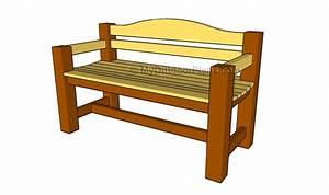 Wood Bench Designs Treenovation