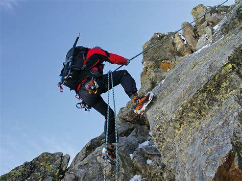 Klettern Und Bergsteigen Rund Um Samnaun