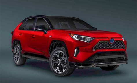 This was the first compact crossover suv. Toyota RAV4 Prime Plug-In Hybrid Unveiled; Quickest And ...