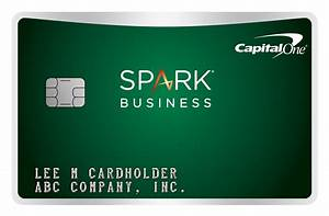 Capital one spark business credit card nahbs newest for Capitol one business card