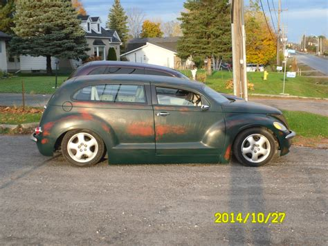Are Chrysler Pt Cruisers Cars by 2001 Chrysler Pt Cruiser Chop Top Pt Cruisers Chrysler