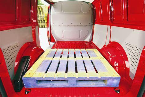 volkswagen transporter van dimensions