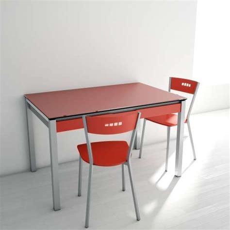 table de cuisine extensible table de cuisine en verre extensible avec tiroir camel