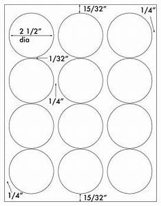 inkjet glossy white printable sticker labels 50 sheets 25 With 5 inch round stickers