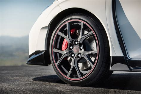 best tyres for sports cars new honda civic type r to boast 167mph top speed by car