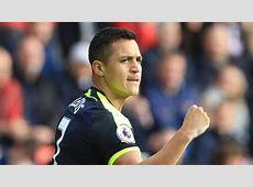 Alexis Sanchez, Arsenal Goalcom