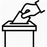 Ballot Clipart Icon Voting Democracy Vote Transparent