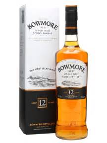 bowmore 12 year scotch whisky the whisky exchange