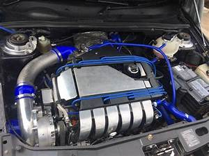 Blue 8mm Performance Ignition Leads For  Obd1 Vw Golf