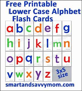 7 best images of printable lower case alphabet flash cards for Flash cards alphabet letters
