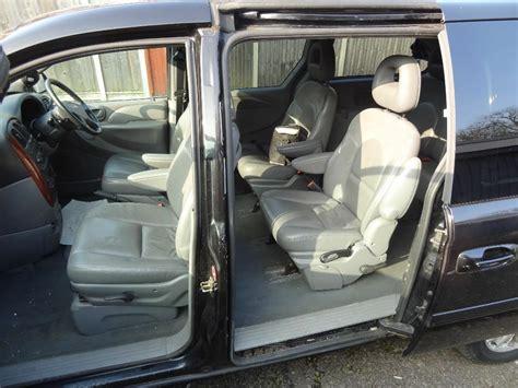 Chrysler 7 Seater by Chrysler Grand Voyager 7 Seater Mpv Like Vauxhall