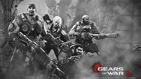 High Resolution Game Wallpapers Gears Of War 3