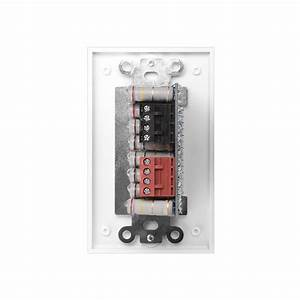 In Wall Slide Resistor Base Stereo Audiophile Volume