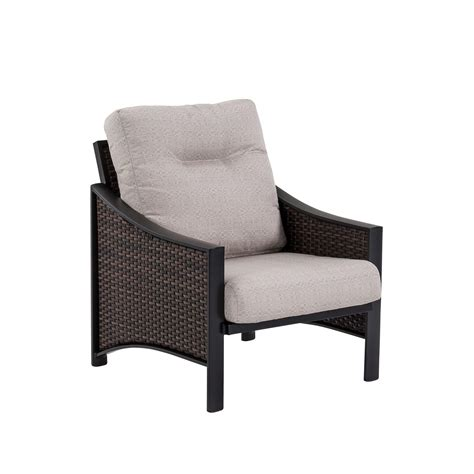 Tropitone Lounge Chair Covers by Tropitone Kenzo Woven Lounge Chair Leisure Living