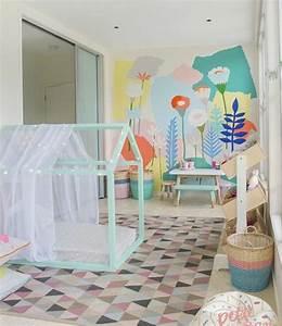 337 best images about chambre d39enfant on pinterest With tapis chambre bébé avec oreiller fleur de sarrasin