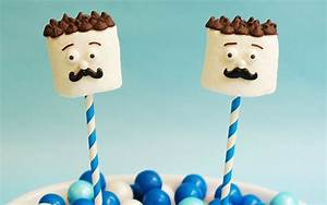 24 Fun Food Ideas for Father's Day!