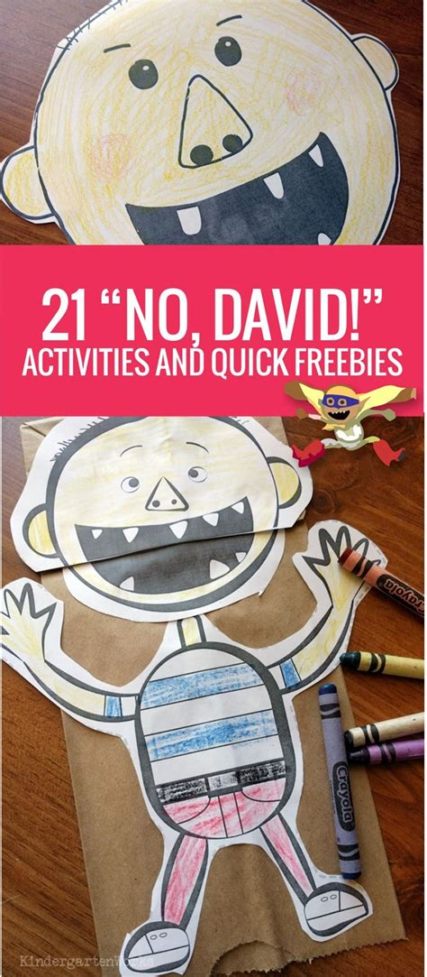 no preschool before kindergarten 21 no david activities and freebies kindergartenworks 261
