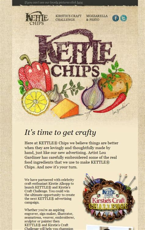 newsletter cuisine food and drink archives beautiful email newsletters