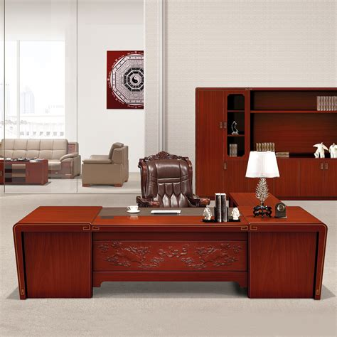 Office Furniture Prices by 2015 Wood Veneer Office Furniture Table For Makro Office