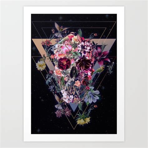 New Skull Art Print Ali Gulec Society