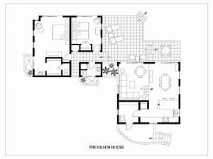 beach house floor plan beach house home plans floor plans With pictures of floor plans to houses