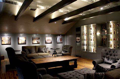 Above Kitchen Cabinet Decorative Accents by Indirect Led Up Lighting Craftsman Living Room
