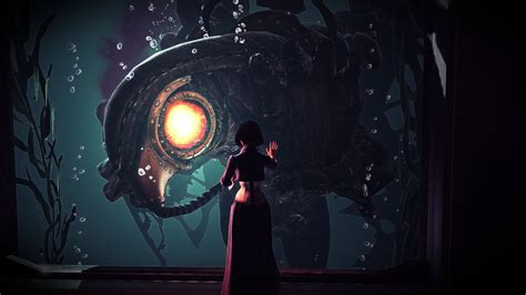Digital Art Bioshock Infinite Songbird Bioshock