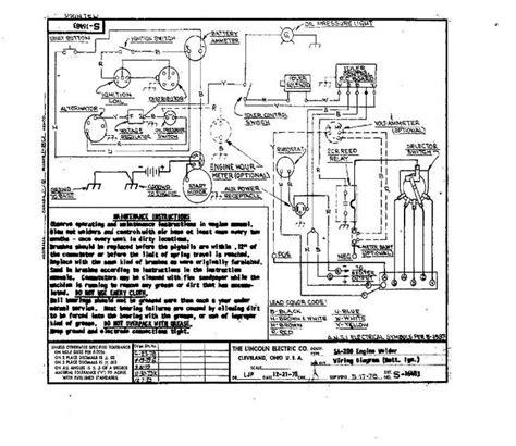 lincoln sa200 wiring diagrams lincoln sa 200 auto idle with dia 3 pinterest